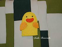 Hračky - kačička - 10168692_