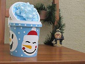 Drobnosti - Vianočné vedierko VII - 10166694_