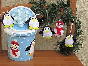 Drobnosti - Vianočné vedierko VIII - 10166719_