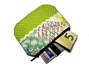 Taštičky - taštička/peňaženka 11,5cmx9cm - 10170699_