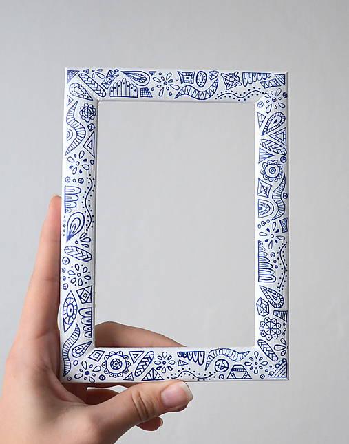Folklór bielo-modrý