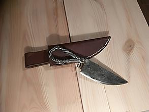 "Nože - Severský ženský nôž ""Nina"" - 10172281_"