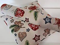 Úžitkový textil - Gobelínová sada - 10173610_