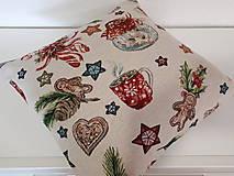 Úžitkový textil - Gobelínová sada - 10173615_