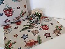 Úžitkový textil - Gobelínová sada - 10173742_