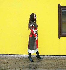 Šaty - etno šaty ,,Hela,, - 10170779_