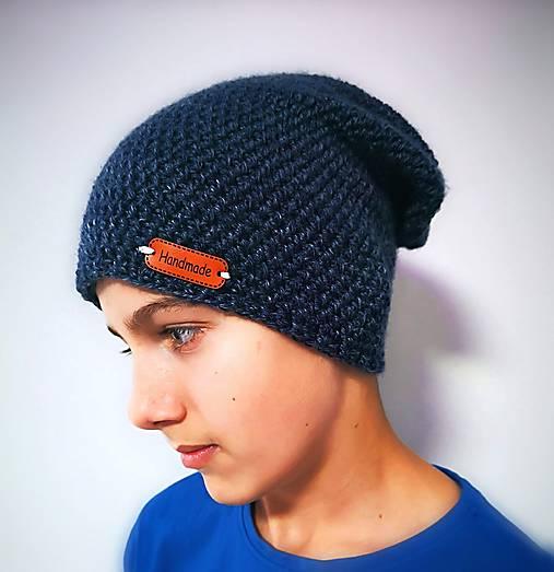 9fd98f5dc Háčkovaná čiapka / flower1 - SAShE.sk - Handmade Detské čiapky