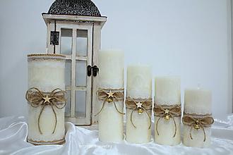 Svietidlá a sviečky - Vianočný čas - 10171802_