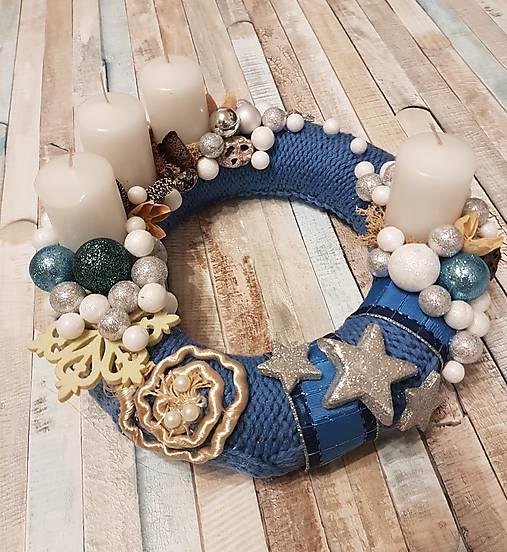 90f5c27b6 Adventný veniec / kitto - SAShE.sk - Handmade Dekorácie