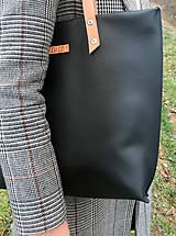 Veľké tašky - Veľká kožená taška - 10172935_