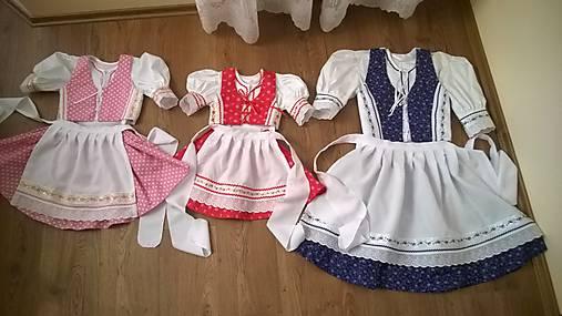 8da32b033 Krásne dievčenské kroje od 2 do 12 rokov / KrojeJanka - SAShE.sk ...