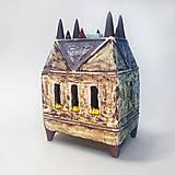 Nádoby - Keramická šporkasa - 10169734_