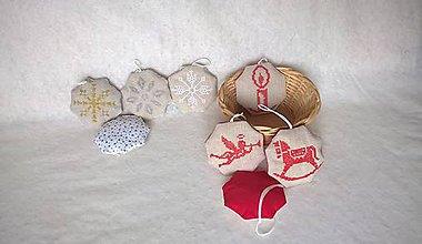 Dekorácie - Vianočná dekorácia - 10170926_