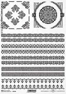 Papier - ryžový papier ITD 1514 - 10169877_