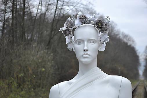 Kvetinový venček Wintertime love