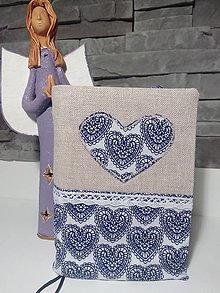 Úžitkový textil - Môj modlitebník - 10171126_
