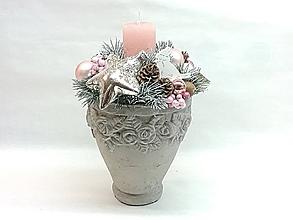 Dekorácie - Vianočná dekorácia - 10173042_