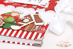 Papiernictvo - Vianočný receptár - 10178409_