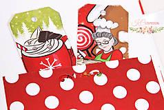 Papiernictvo - Vianočný receptár - 10178414_