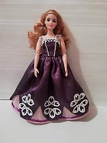 Hračky - šaty pre bábiku Barbie