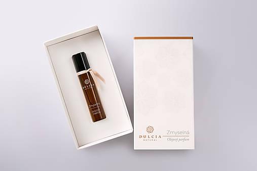 Drogéria - ZMYSELNÁ - aromaterapeutický parfum - 10174699_