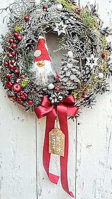 f92a430847 Dekorácie - Vianočný veniec - 10174167