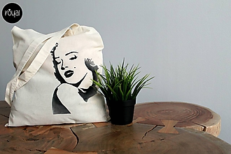 Nákupné tašky - Marilyn Monroe - 10176540_