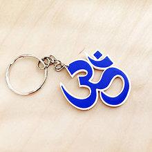 Kľúčenky - Kľúčenka OM - 10175120_