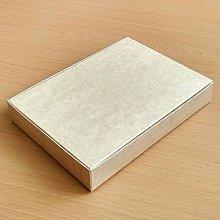 Obalový materiál - Krabička kraft 20x15x3 - 10174785_