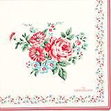- Servítka G 104 - Marley pale pink  - 10177557_