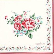 Papier - Servítka G 104 - Marley pale pink - 10177557_