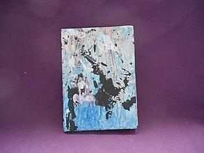 Papiernictvo - zápisník acqua - 10178673_