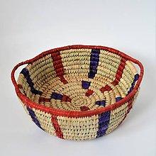 Košíky - Egyptský podnos na ovocie   Party 2 - 10176046_