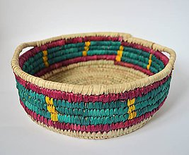 Košíky - Egyptský podnos na ovocie   Home - 10176122_