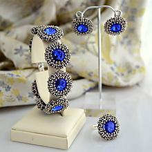 Sady šperkov - Deep glamour set - 10176283_