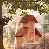 Pre zvieratká - Krmítko pre vtáčiky - 10176471_