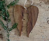 Dekorácie - stredné anjelské krídla - 10174713_