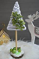 Dekorácie - vianočný stromček - 10176832_