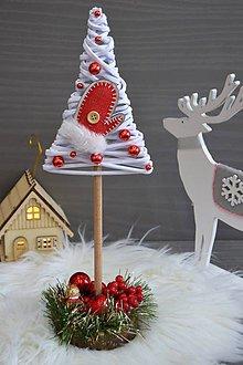 Dekorácie - vianočný stromček - 10176838_