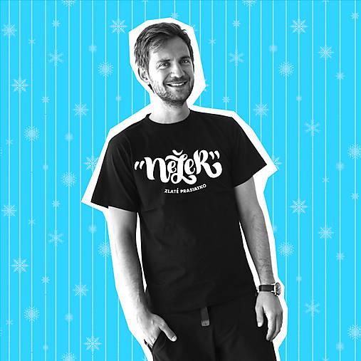 Dizajnové tričko -
