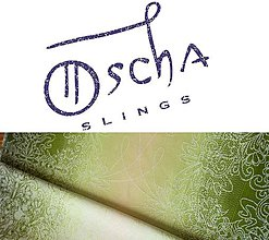 Textil - Oscha Lys Juniper - 10175858_
