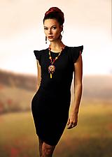 Šaty - Šaty Silhouette - 10175452_