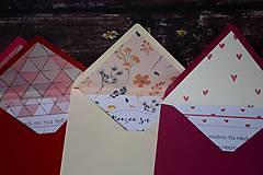 Papiernictvo - Pohľadnica - Milujem ťa celú... - 10174803_