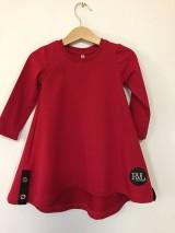 Detské oblečenie - Šaty dlhý rukáv - Revel (128) - 10176001_