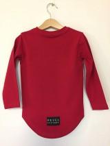 - Predĺžené tričko - RVL - pure (116) - 10176177_