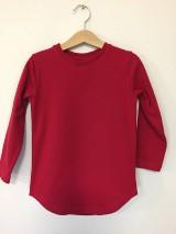 Detské oblečenie - Predĺžené tričko - Revel (128) - 10176827_