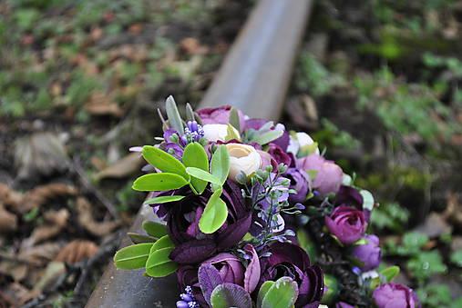 Kvetinový venček Mysterons