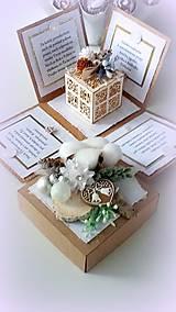 Papiernictvo - Najkrajší darček je náš čas... - 10175429_