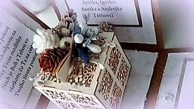 Papiernictvo - Najkrajší darček je náš čas... - 10175432_