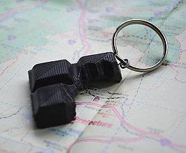 Kľúčenky - čoko-kľúčenka HRYZNI SI - 10177736_